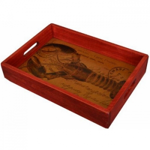 Lobster, Fish Or Anchor Tray