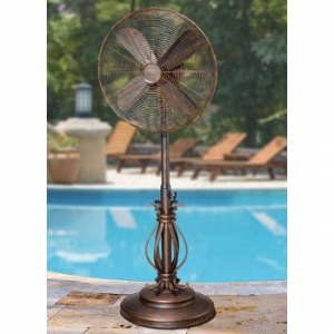 Deco Breeze Prestigious 18 Inch Outdoor Fan