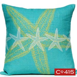 Starfish Pillow - Ocean