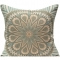 Medallion 5 Pillow - Oyster Bay
