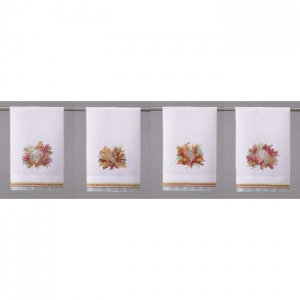 Coral Reef Guest Towels (Set Of 4)