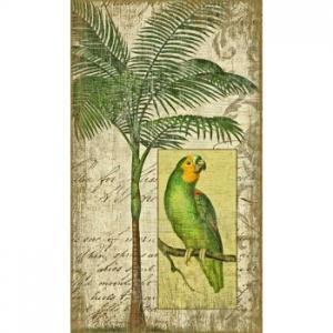 Parrot II Wall Art