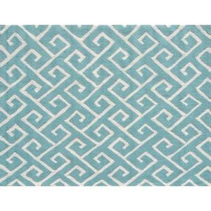 Greek Blue Indoor / Outdoor Rug