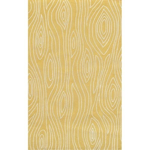Shire Yellow Indoor / Outdoor Rug - 8X10