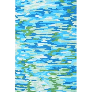 Camouflage Indoor / Outdoor Rug - 5X8