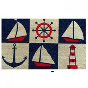 Nautical Door Mat