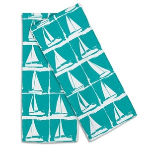 Regatta Aqua Hand Towel (Set Of 2)