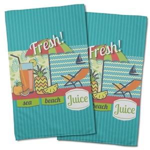 Fresh Juice Hand Towel (Set Of 2)