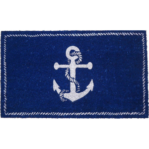 Anchor S Away Coco Doormat