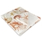 Key Biscayne Shell Toss Fleece Throw Blanket