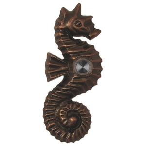 Seahorse Oil Rubbed Bronze Doorbell