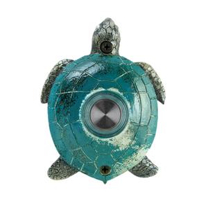 Painted Sea Turtle Doorbell