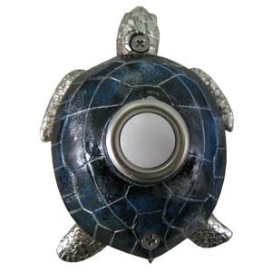Blue Sea Turtle Doorbell
