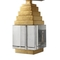 Anubis Crystal Cube Lamp