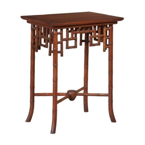 Thyme Garden Accent Table, Brown