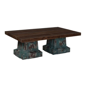 Waterfront Cocktail Table, Green