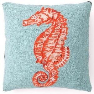 Seahorse Hook Pillow