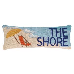 The Shore Beach Chair Hook Pillow