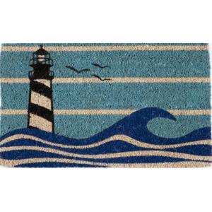 Lighthouse Doormat