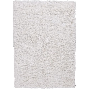 Verve Solid White Area Rug (8'  x  10')