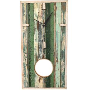 Coastal Barnwood Clock Frame