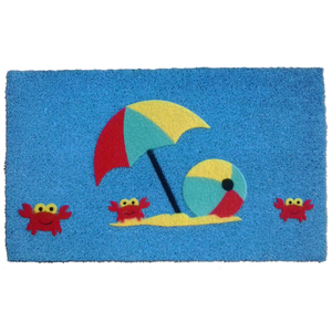 Crab'S Beach Doormat