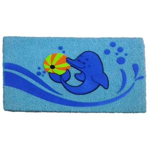 Dolphin Beach Ball Doormat