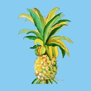 Pineapple Coaster Set Of 4