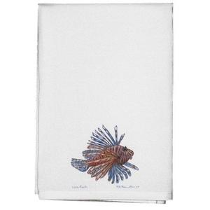 Lion Fish Guest Towel
