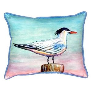 Royal Tern Large Indoor/Outdoor Pillow 16X20