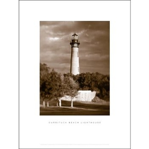 Currituck Lighthouse Framed Art