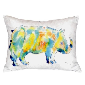Rhino No Cord Pillow 16X20