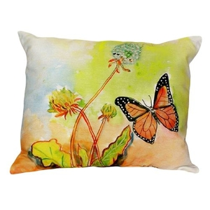 Betsy'S Butterfly No Cord Pillow 16X20