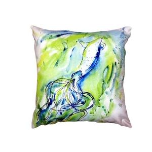 Calamari No Cord Pillow 18X18