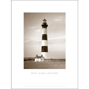 Bodie Lighthouse Framed Art