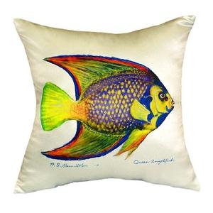 Queen Angelfish No Cord Pillow 18X18