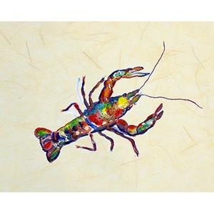 Crayfish B Place Mat Set Of 4