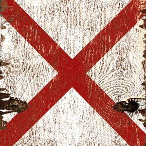 Require Assitance Signal Flag Wood Art