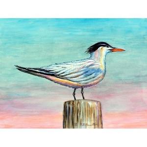 Royal Tern Outdoor Wall Hanging 24X30