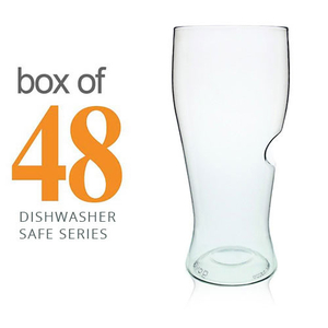 Govino Beer Glasses Dishwasher Safe (Box Of 48)