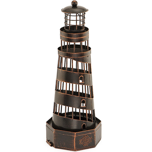 Lighthouse Wine Cork Cage