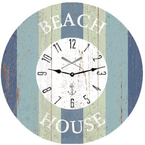Beach House Clock