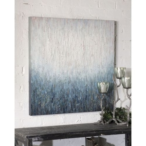 Uttermost Outside The Window Hand Painted Art