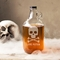 Personalized Skull + Crossbones 64 Oz. Craft Beer Growler
