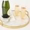 Wifey & Wifey Stemless Champagne Flutes