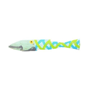 Cayman Island Fence Fish Wall Decor