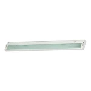 Aurora 6 Light Under Cabinet Light In White