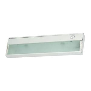 Aurora 1 Light Under Cabinet Light In White