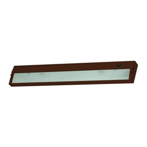 Aurora 3 Light Under Cabinet Light In Bronze