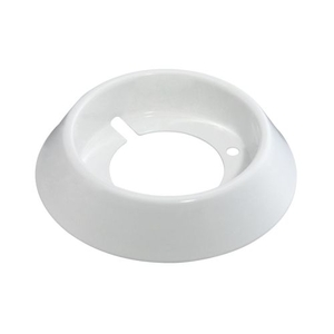 Ursa Collection Surface Mount Collar In White